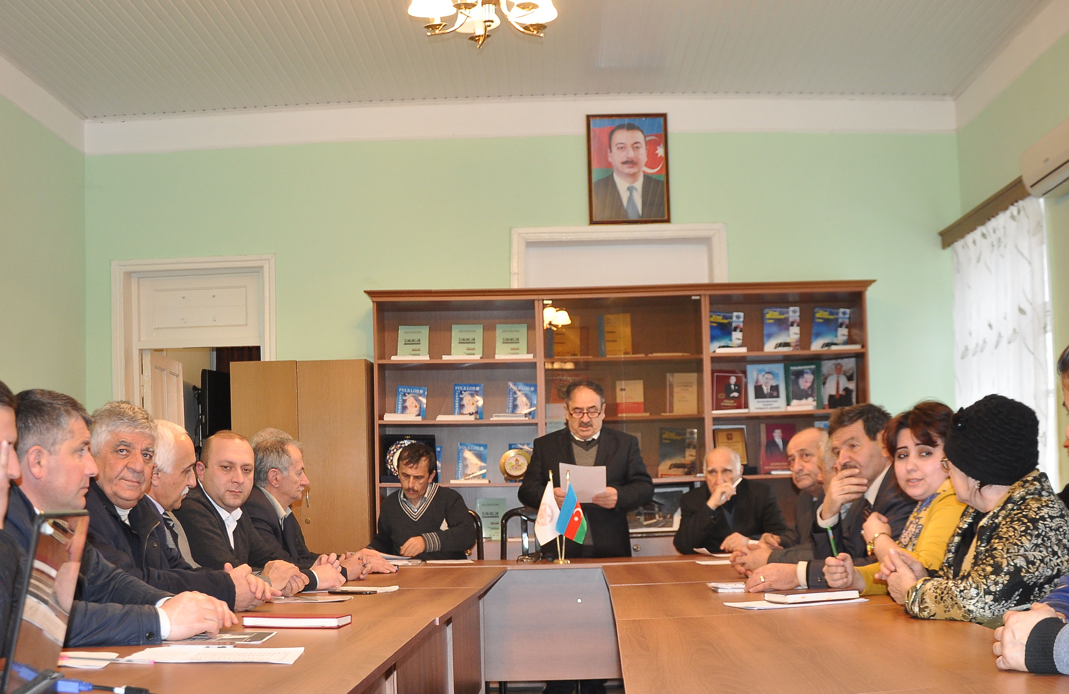 The next meeting of scientific council of SRSC was held in