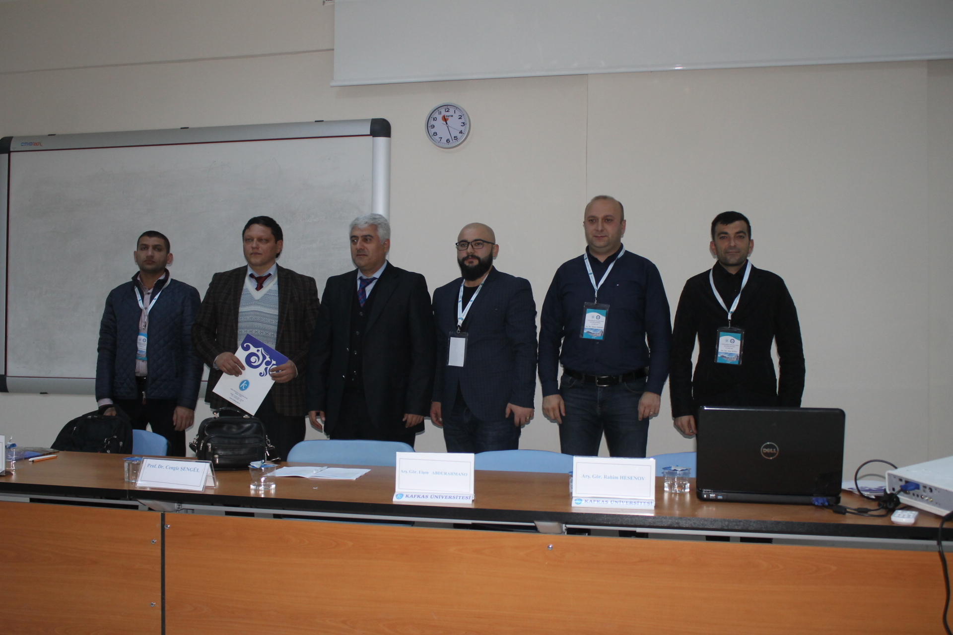 The participation of ANAS SRSC employees in the international conference